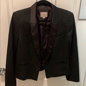 Black tuxedo blaze